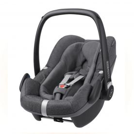 Maxi-Cosi Pebble Plus i-Size Car Seat - Sparkling Grey