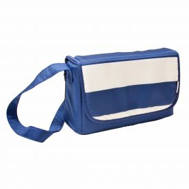 My Babiie Blue Stripes Baby Changing Bag