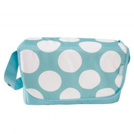 My Babiie Teal Dots Baby Changing Bag
