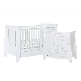Tutti Bambini Katie 2 Piece Set - White