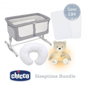 Chicco Next2Me Sleeptime Bundle - Neutral