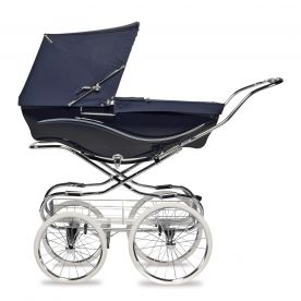 Silver Cross Kensington Pram - Navy