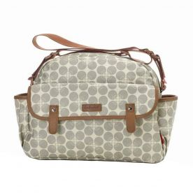 Babymel Molly Grey Floral Dot
