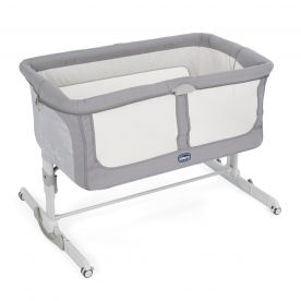 Chicco Next2Me Dream Side-Sleeping Crib - Graphite