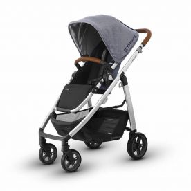 UPPAbaby Cruz Stroller Gregory Blue