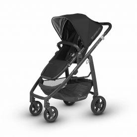 UPPAbaby Cruz Stroller Jake Black