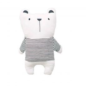 Bizzi Growin Little Dreamer Monochrome Bear Cushion