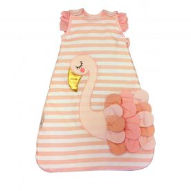 Bizzi Growin Flora Flamingo 2.5 Tog Sleeping Bag (0-6 months)