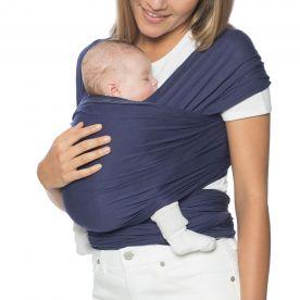 Ergobaby Lightweight Aura Baby Wrap - Indigo