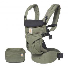 Ergobaby Omni 360 Baby Carrier - Khaki Green