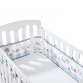 Breathablebaby 4 Sided Enchanted Forest