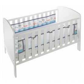 BreathableBaby Enchanted Forest Cot