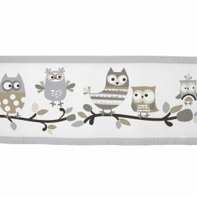 BreathableBaby® 4 Sided Owl Story