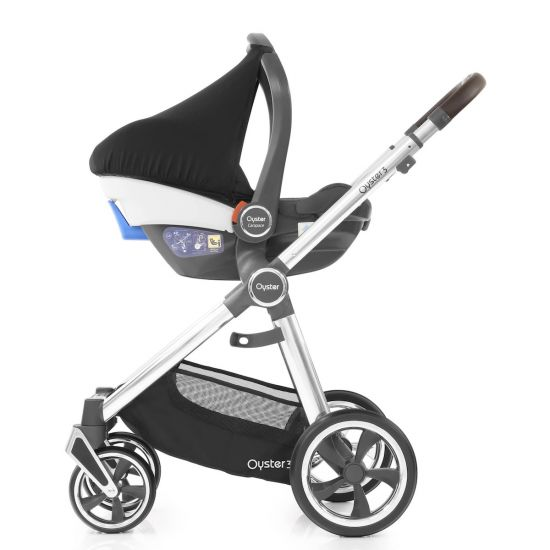 Car Seat Grey Chassis