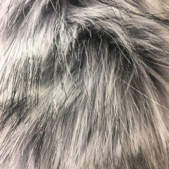 Grey Hood Fur.