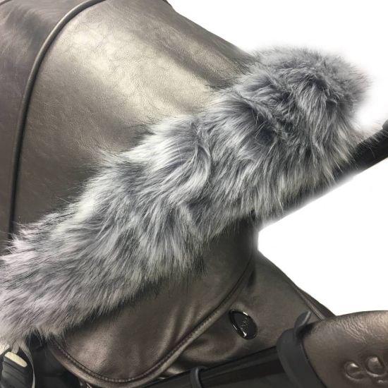 Grey Hood Fur 1