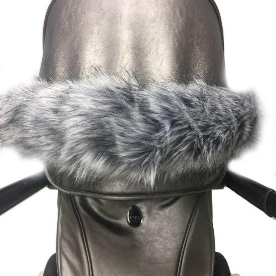 Grey Hood Fur 3