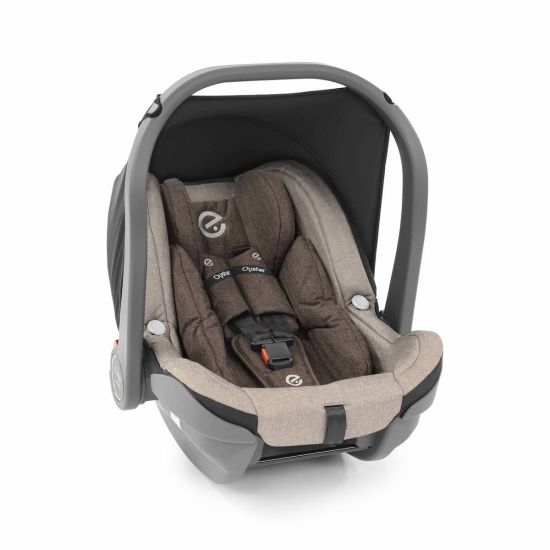 Oyster3 Carapace Car Seat Pebble