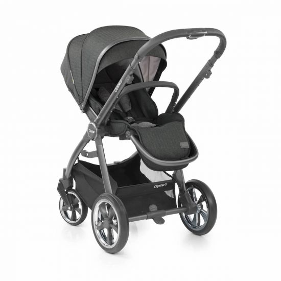 Oyster3 Stroller City Grey Pepper