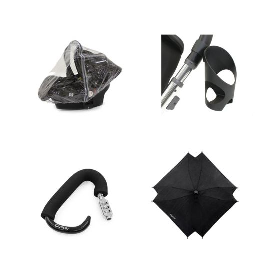Babystyle Oyster3 Ultimate Package Accessories